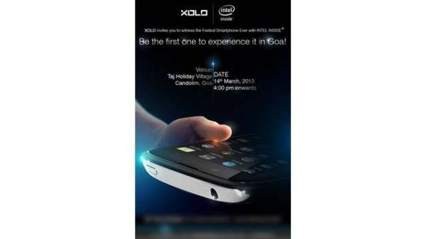 new XOLO phone
