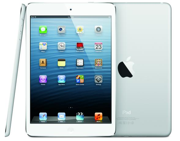 Two new iPad mini models tipped for release by early 2014