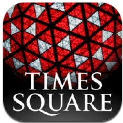 New Year Times Square iOS & Android app includes countdown