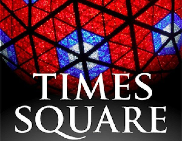 New Year 2014 Times Square countdown app for Android, iPhone