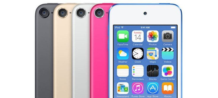 Apple rolls out a new iPod Touch with the A8 chip