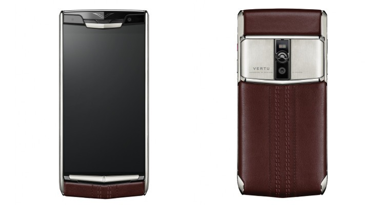 new vertu signature touch