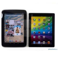 iPad 4 takes on Nexus 10 in comparison battle