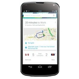 LG Nexus 4 coming to O2 UK in November