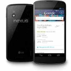 Nexus 4 has sleeping 4G LTE chip