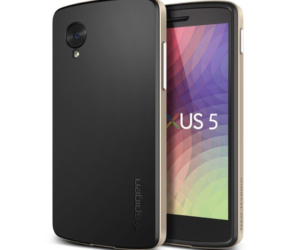 Nexus 5 release preceded by spigen cases phonesreviews for Spigen nexus 5 template