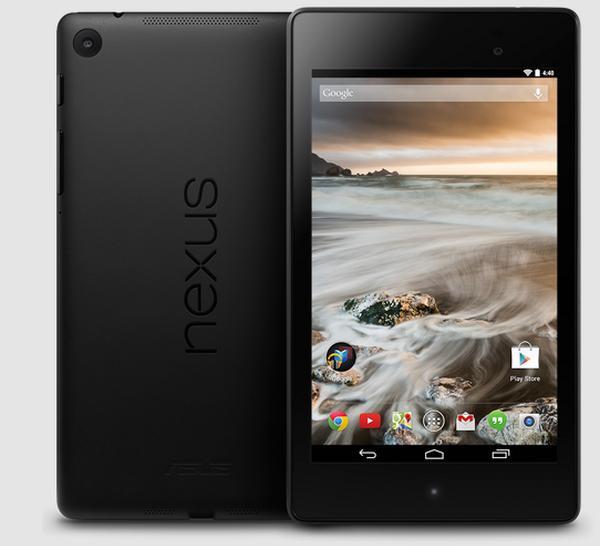 Gemini D71 Tablet vs Nexus 7 2