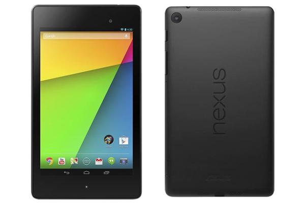 nexus 7 lte availablity