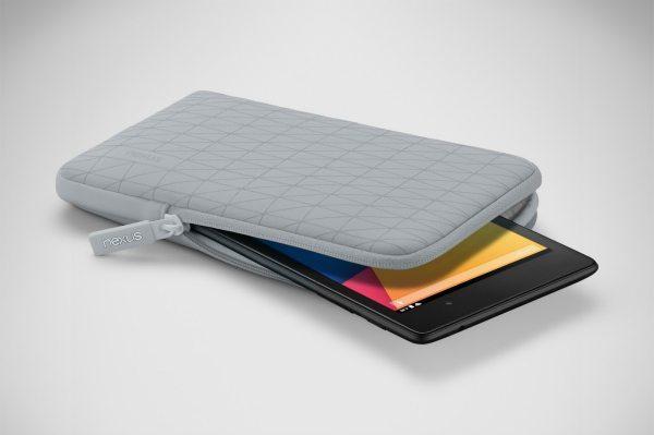 nexus 7 sleeve gray