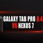 nexus 7 vs galaxy tab pro 8.4