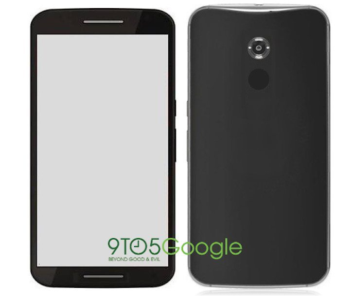 New Nexus 6 renders show a Massive Moto X