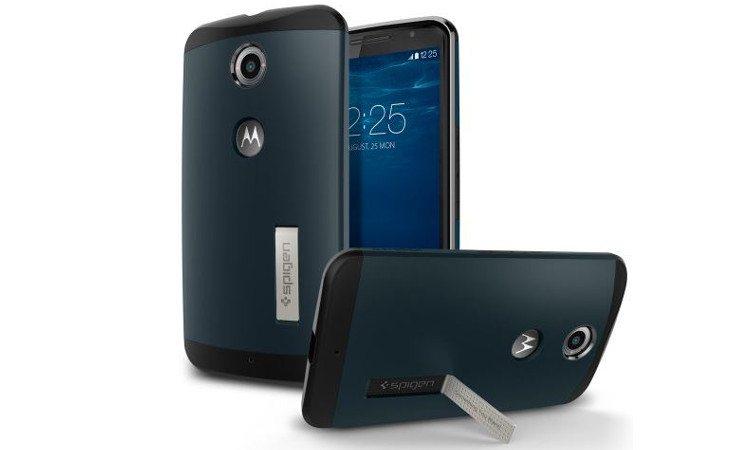 Nexus 6 spigen case