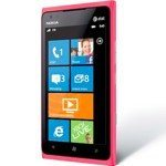 Nokia Lumia 900 Pink gets more female orientated with nail polish