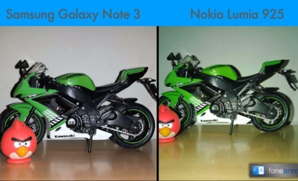 Nokia Lumia 925 camera vs Galaxy Note 3 video