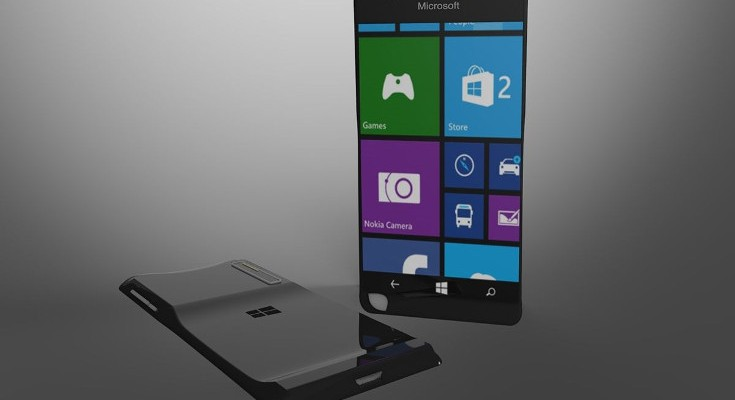 Nokia Lumia Black smartphone concept is Razor Thin