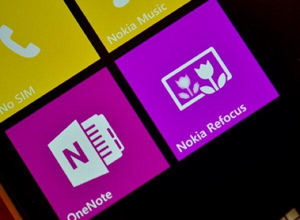 Nokia Lumia Refocus app release brings innovation
