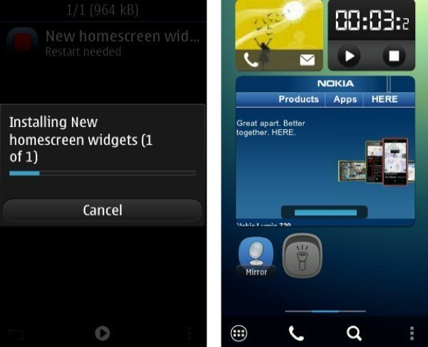 Nokia updates for PureView 808, 700 and others rolling out now