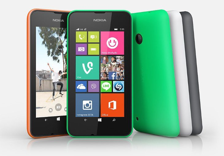 Nokia Lumia 530 UK Pricing and Availability revealed