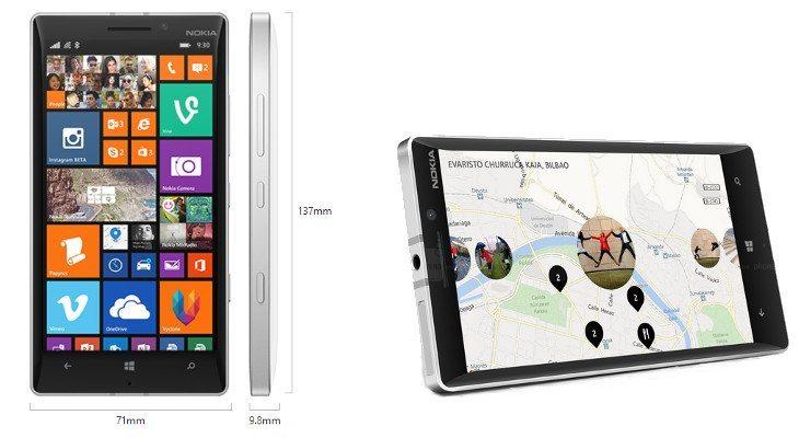 Nokia Lumia 930 UK