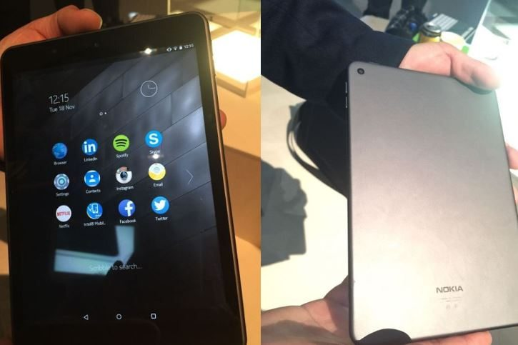 The first leaked Nokia N1 Tablet photos hit the net