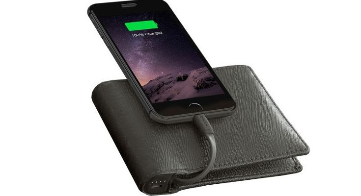 The Nomad Wallet charger launches on November 15
