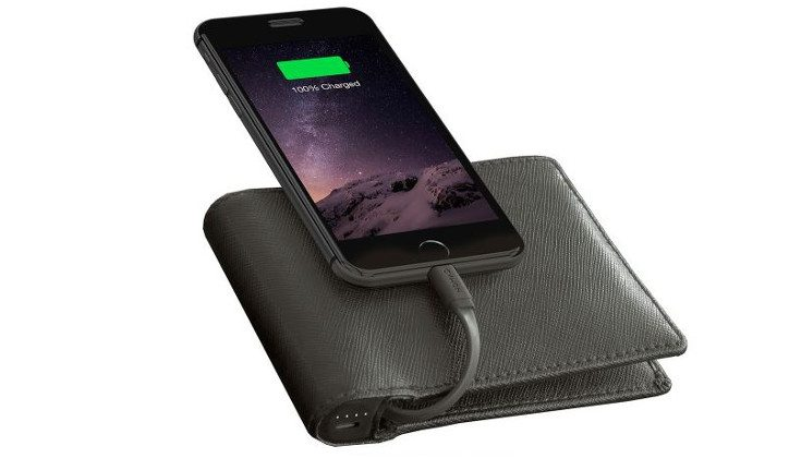 nomad wallet charger
