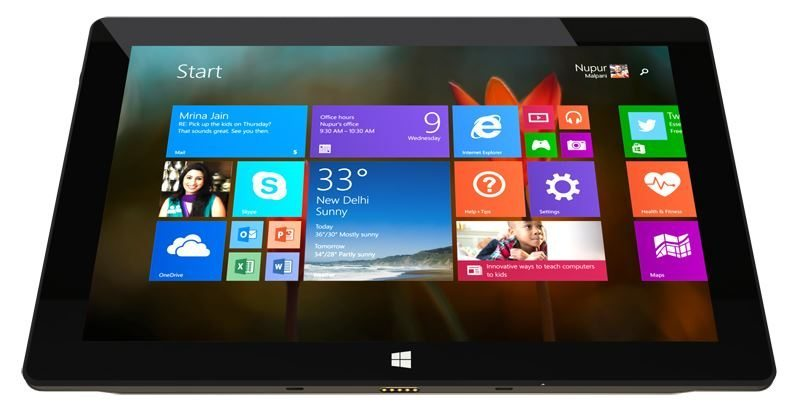 Notion Ink CAIN 2-in-1 Windows tablet priced Rs. 19,990 in India