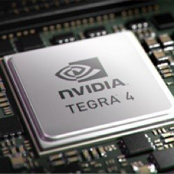 NVIDIA Tegra 4 mobile processor includes battery saver core