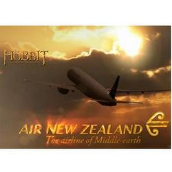 The Hobbit Air New Zealand trailer shows Apple devices