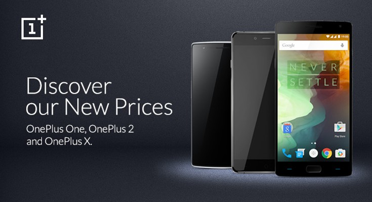 OnePlus sale puts a permanent price cut on their arsenal