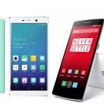 OnePlus One vs IUNI U3