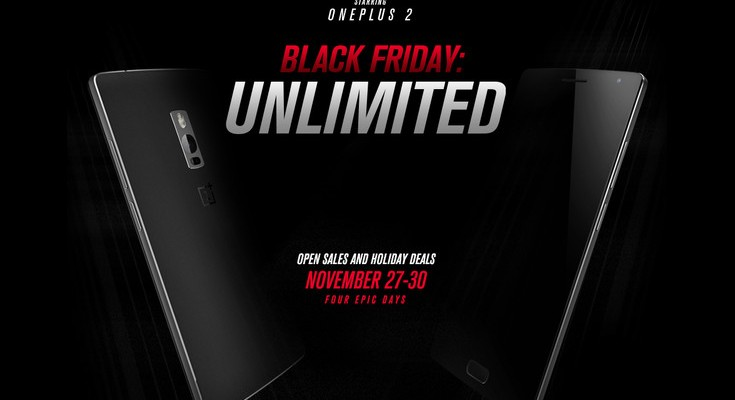 OnePlus will sell the OnePlus 2 without an invite on Black Friday