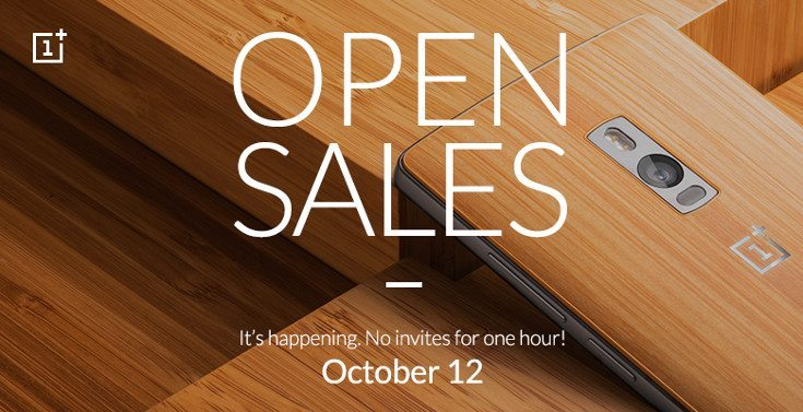OnePlus 2 no invite sale
