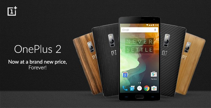 The OnePlus 2 has received a permanent price cut for India