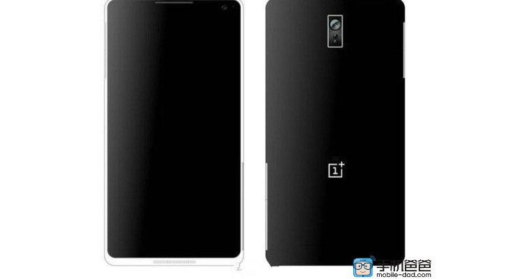 OnePlus 3 leaked renders show off a new design