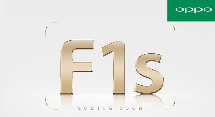 Oppo F1s
