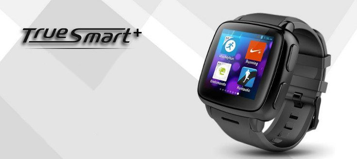 Ornate TrueSmart+ smartwatch announced running Android 5.1