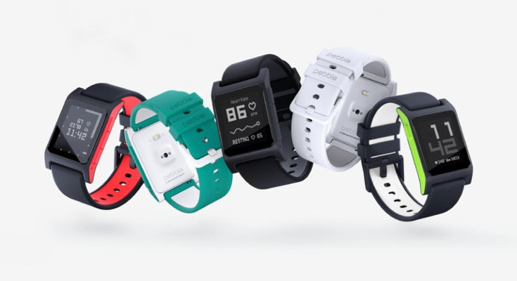 Pebble introduces the Pebble Core, Pebble 2 and Pebble Time 2