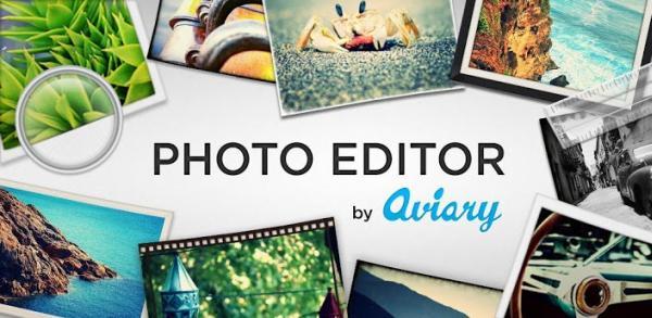 photo app by aviary