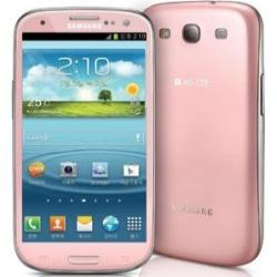 Pink Samsung Galaxy S3 for the ladies