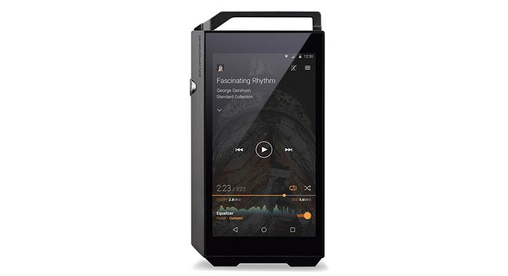 Pioneer XDP-100R announced as an Android-based music player