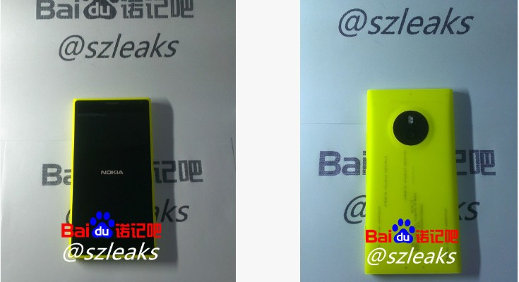 New Lumia smartphone leaks with Polycarbonate frame