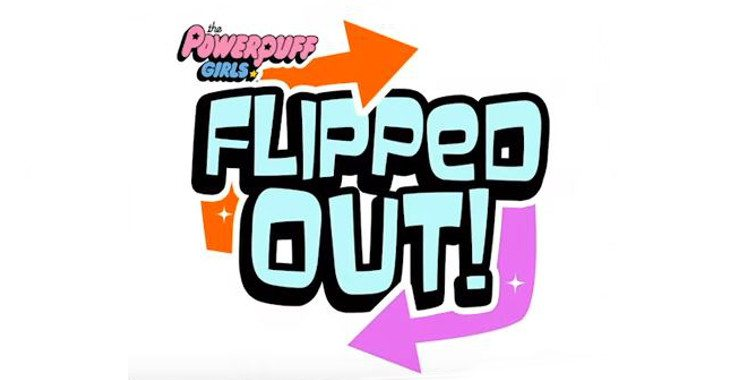 Help the Girls save Townsville in Flipped Out! Powderpuff Girls