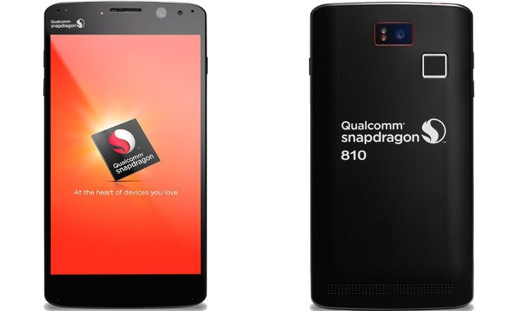 The Qualcomm Snapdragon 810 MDP Smartphone specs and pricing announced