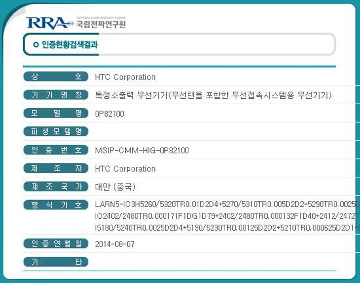 HTC Nexus Volantis tablet gets certified in South Korea