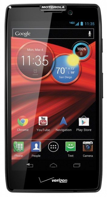 Motorola Droid Razr HD & Maxx HD via Verizon, ready to buy