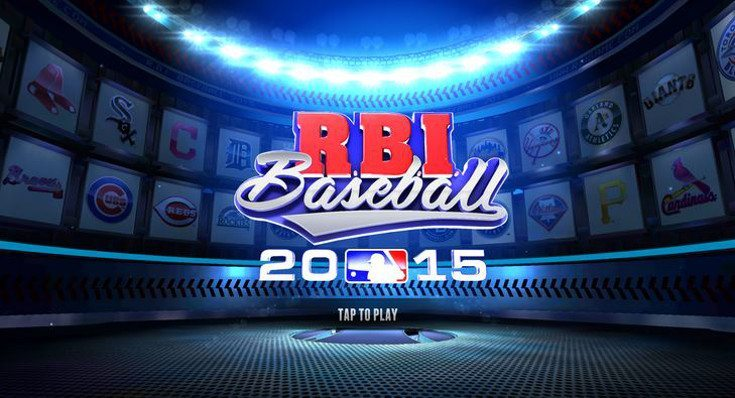R.B.I. Baseball 2015 for Android lands in the Play Store