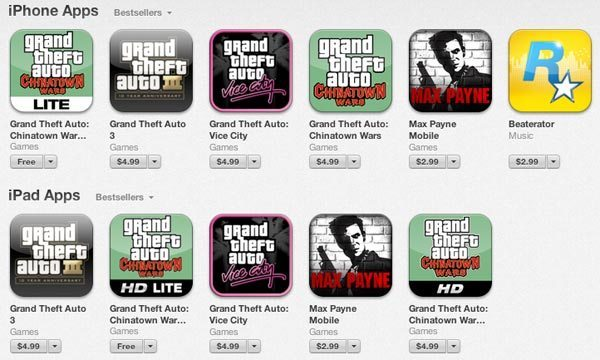 rockstar-games-ios-apps