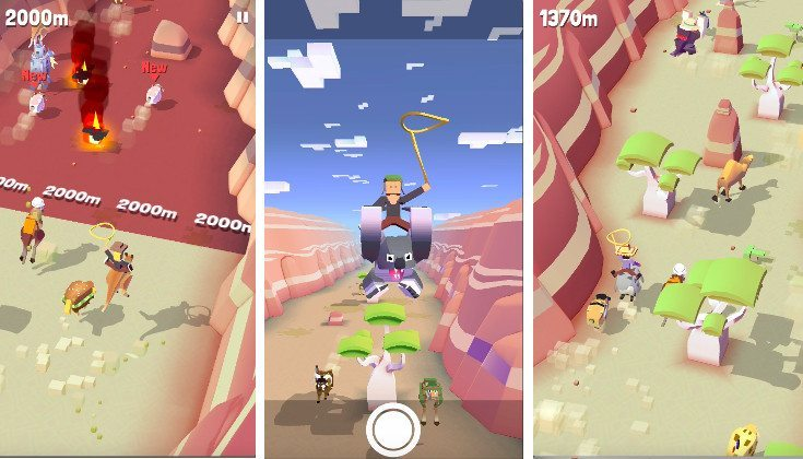rodeo stampede outback update