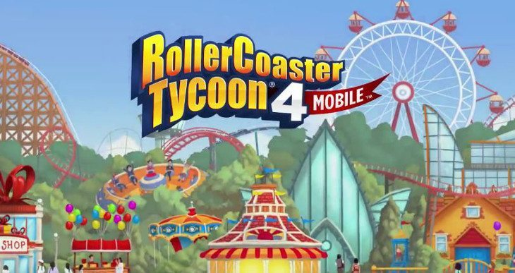 roller coaster tycoon mobile